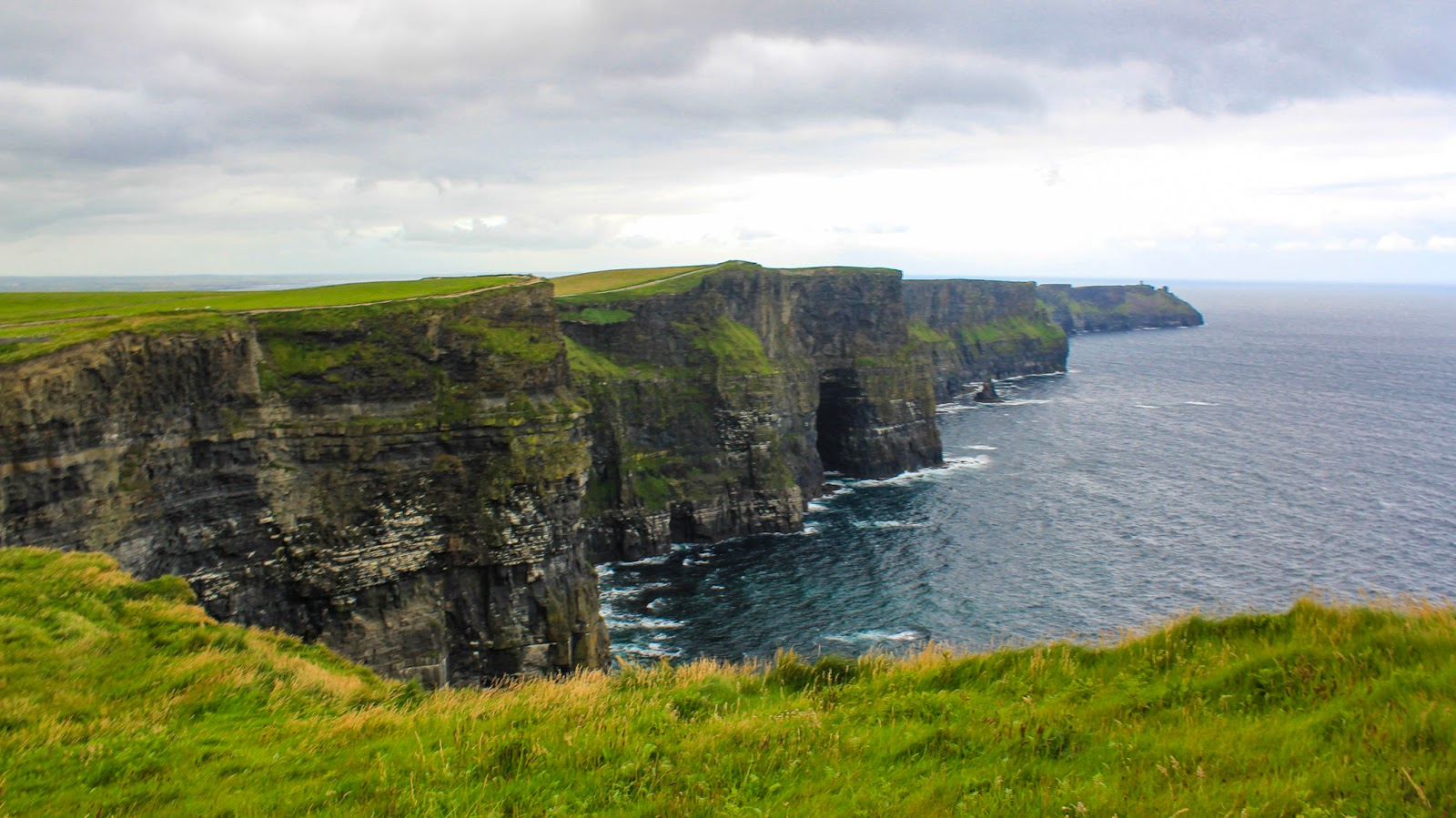 Wild Atlantic Way: A Road Trip Along Ireland's West Coast