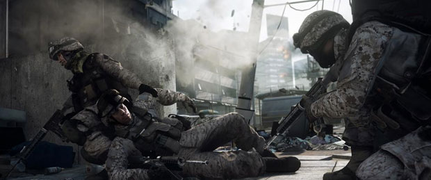 Battlefield 3 Point Bonuses
