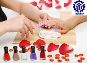List of TESDA Accredited Assessment Centers for Beauty Care Services (Nail Care) NC II
