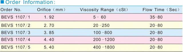cốc đo độ nhớt BEVS-china