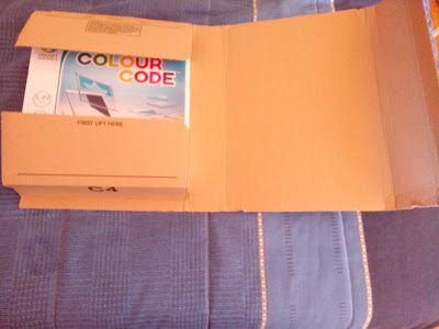 Juego de mesa Colour Code