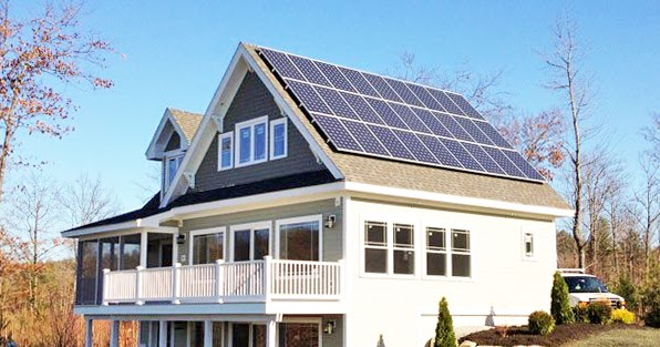 Special Technology: U S  Solar Powered Homes with Smart