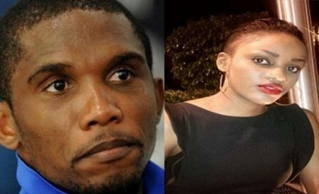 Ex-Girlfriend of Football Star, Samuel Eto'o Sent to Jail for Stealing His Rolex Watch (Photos)