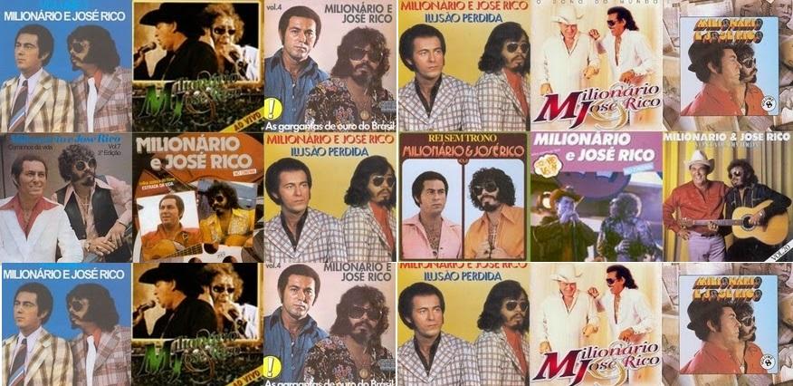RICO-ATRAVESSANDO DO E GERAES MILIONARIO DVD JOSE BAIXAR