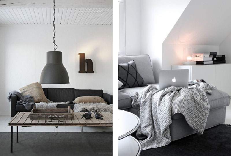 Idee e consigli per decorare la casa d'inverno
