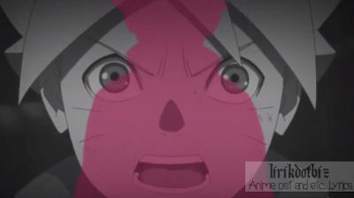 Sayonara Moon Town Lyrics (Boruto: Naruto Next Generations Ending 2) - Scenarioart
