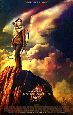 The Hunger Games: Catching Fire - Jennifer Lawrence Poster