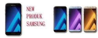 3 Smartphone 2017 New Dari SAMSUNG