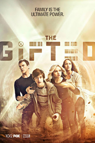 The Gifted Temporada 1 (HDTV 720p Ingles Subtitulada) (2017)