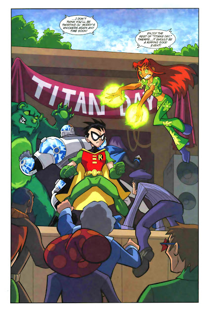 Teen Titans Go 8 Naked City-6989