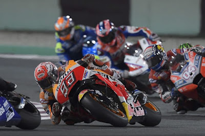 MotoGP 2018: O Marquez μπαίνει στη μάχη του 2018