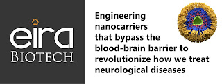 Eira Biotech Develop Nanocarriers To Deliver Drugs Past The Blood-Brain Barrier