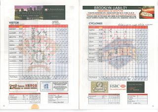 Spikes vs. Cyclones, 07-08-06