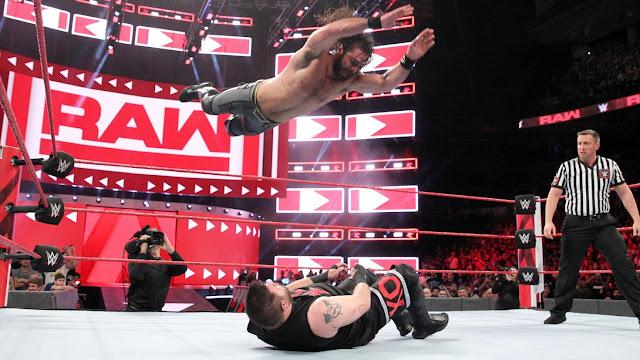 Seth Rollins def. Kevin Owens