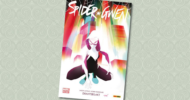 Spider Gwen Panini Cover