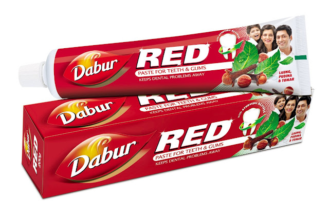 Review, Dabur, Red, Toothpaste,