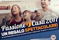 """Nuovo volantino Unieuro """"Passione Casa 2017"""""""
