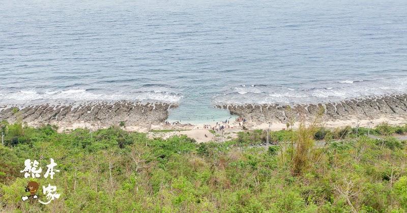 小琉球驚豔秘境|百年老榕樹~制高點眺望厚石裙礁盡收眼底