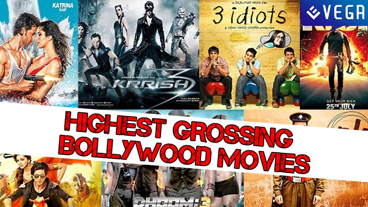 Famous Celebrity Bible | Highest Grossing Worldwide Bollywood Movies