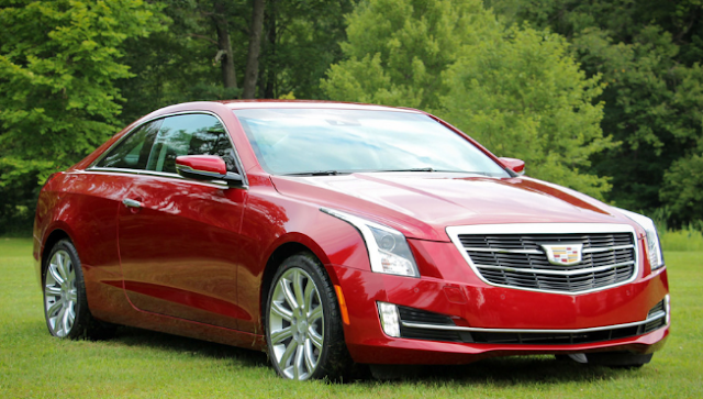 2017 Cadillac ATS Coupe 3.6 Review