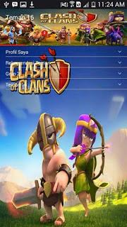BBM MOD Clash of Clans v.2.12.11 Terbaru