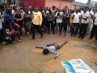 Wonders!!! A Flying Bird In Porthacout Crash Landed And Turned Into An Old Woman 1