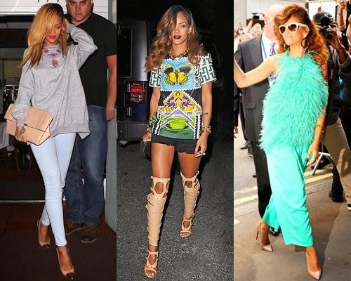 c34294a9a18 Rihanna vai lançar sua própria marca de roupas