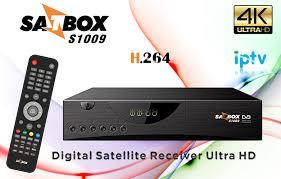 SATBOX S1009 ATUALIZAÇÃO + PATCH 58 W - 17/05/2017 S1009