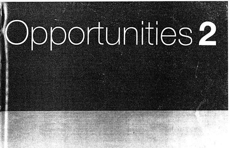 تحميل منهج opportunities للصف الثانى الاعدادى الترم الاول 2020