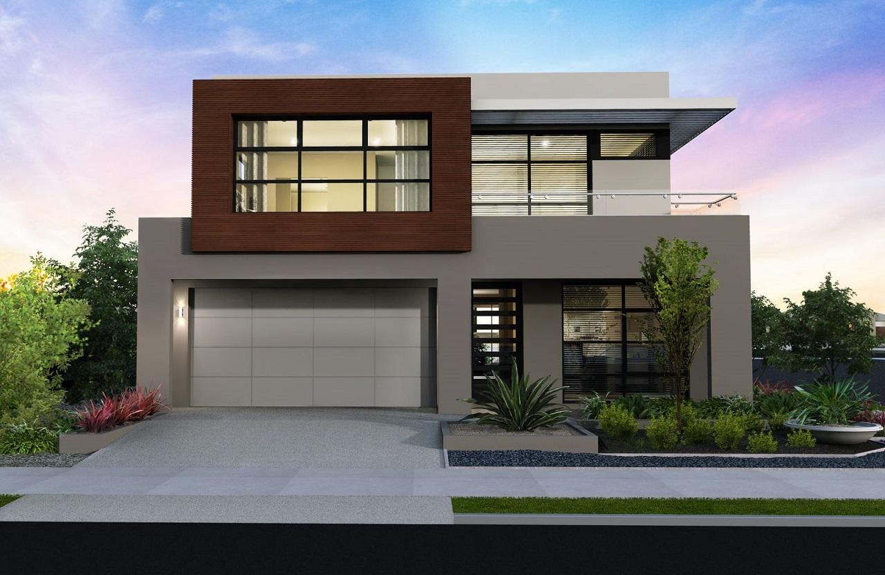 Fachadas de casas on pinterest modern houses google and for Fachadas de casas modernas 1 piso