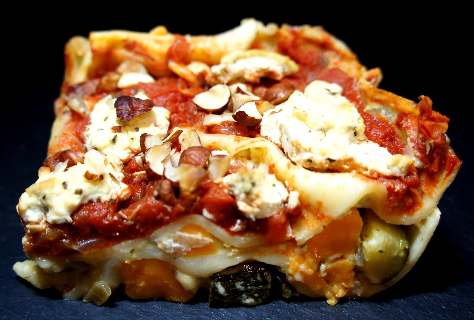 kochglueck s kartoffel zucchini lasagne 4p. Black Bedroom Furniture Sets. Home Design Ideas