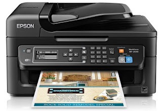 Epson Workforce WF-2630 Driver Free Download