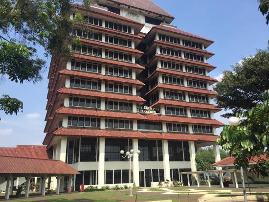 Fasilitas yang Ada di Universitas Indonesia