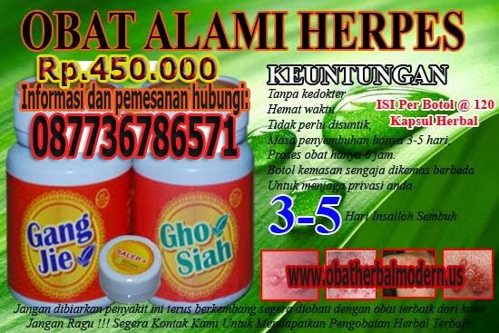 Obat herpes kelamin