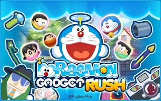 Doraemon Gadget Rush Apk v1.3.0 (Mod Bells)