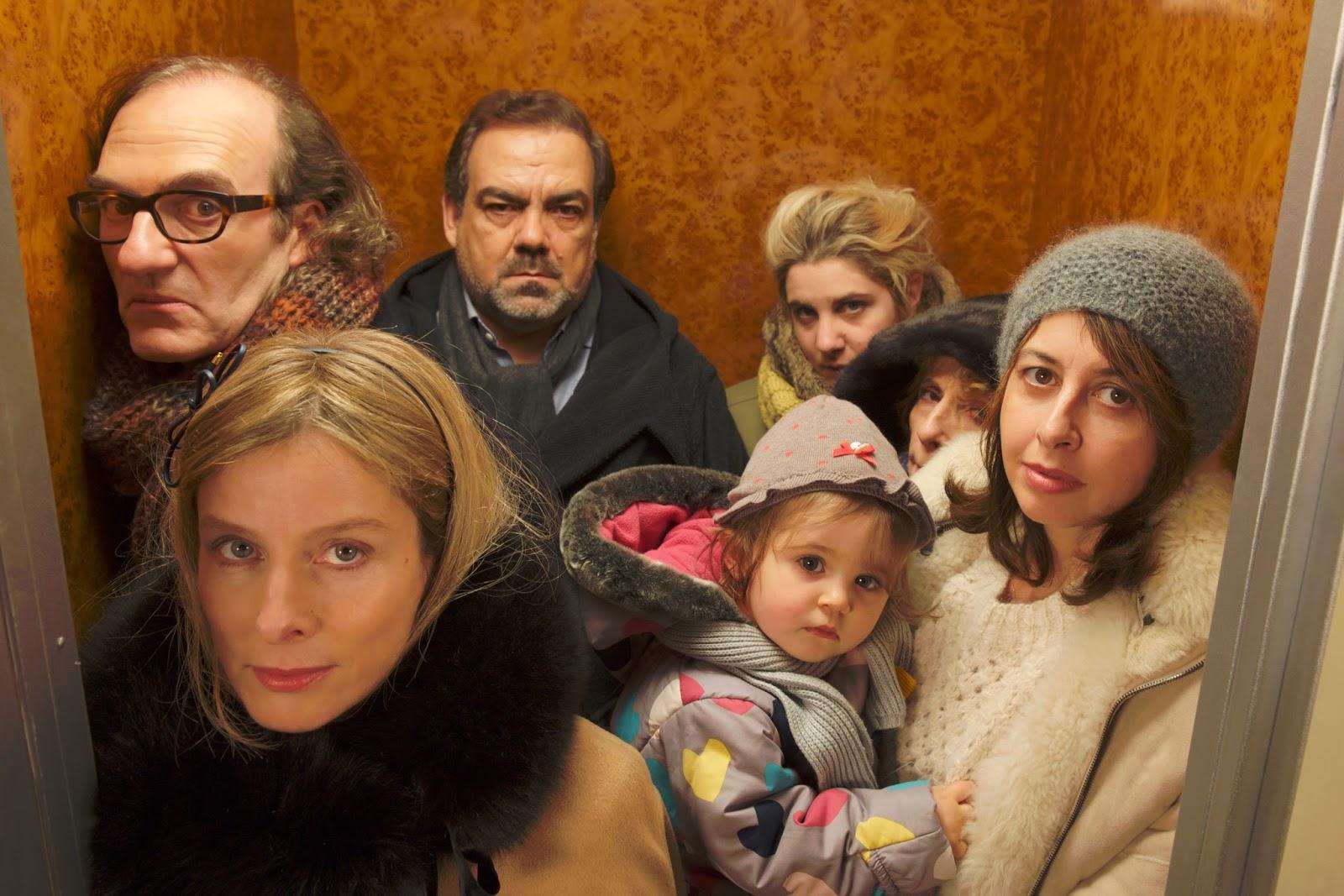 Französischer Kinofilm