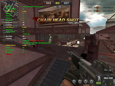 Cheater Pointblank