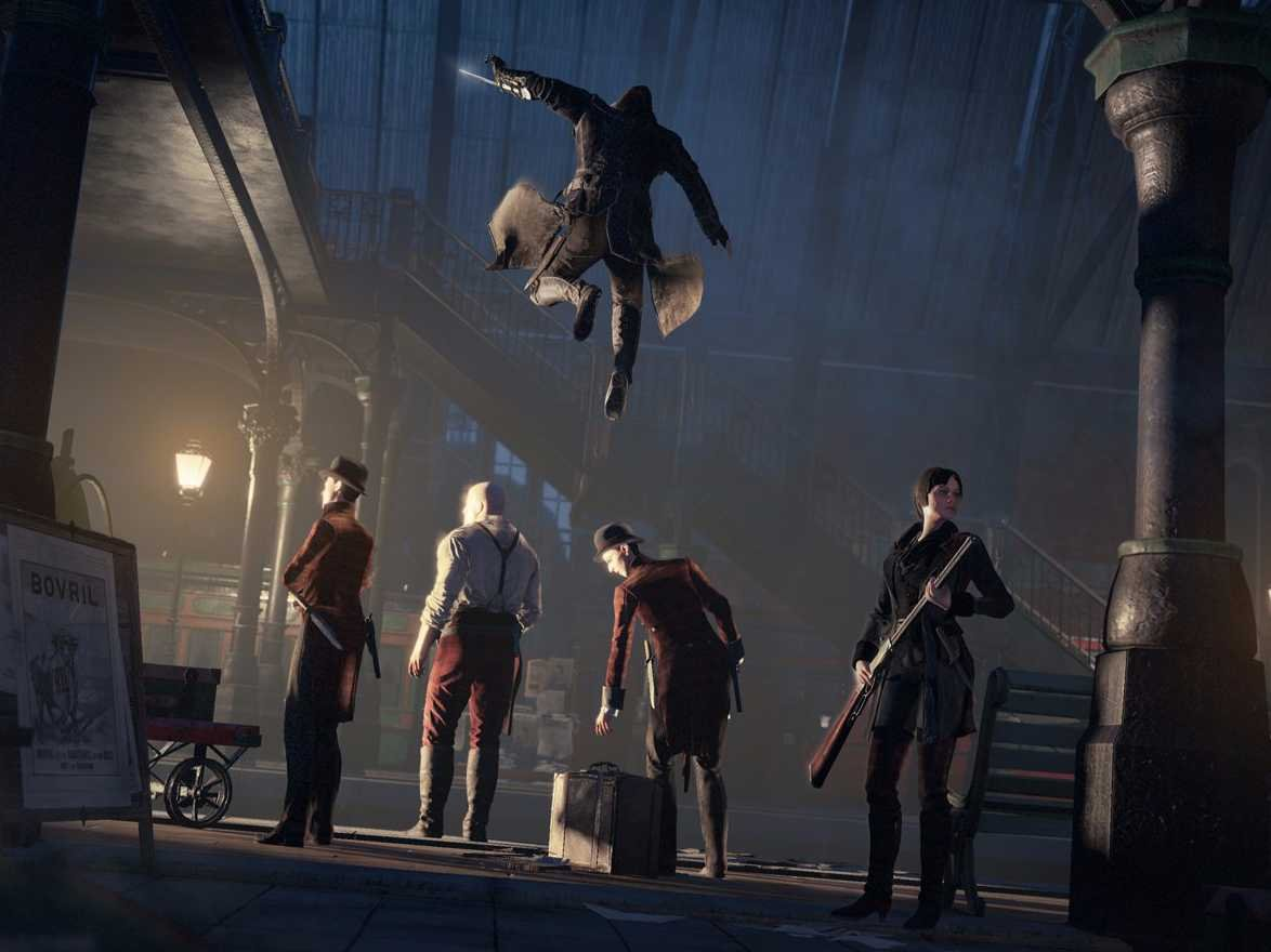 Assassin's creed syndicate free download pc game | free ...