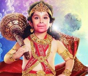 Thần Khỉ Hanuman Tập 84