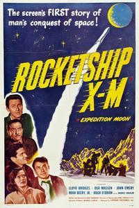 Watch Rocketship X-M Online Free in HD