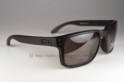 Oakley Holbrook Polarized Black