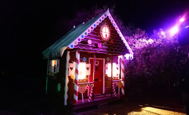 Christmas at Beaulieu - Gingerbread House