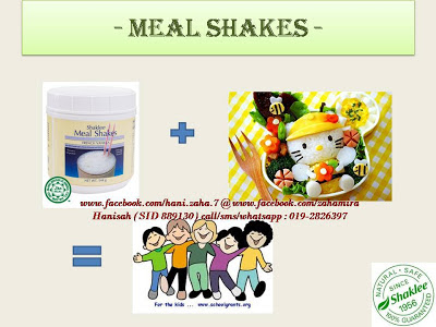 FAQ mealshakes shaklee