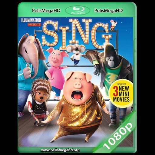 Sing: Ven y canta (2016) web-dl 1080p hd mkv español latino