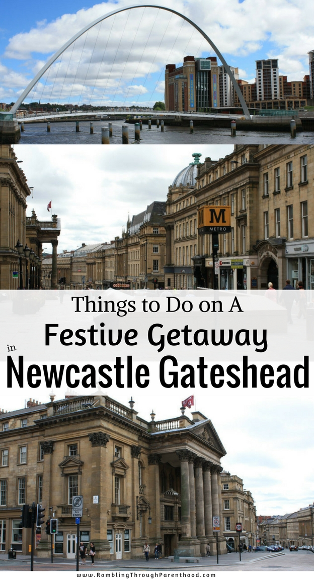Newcastle and Gateshead have always had a lot to offer over the festive period - for shoppers, for families and for those looking to have a good time. Here are highlights of what to expect when visiting Newcastle Gateshead over Christmas and New Year.