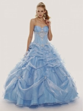 1df4f5bd364 Sources from left to right  Light Blue Quinceanera Dress