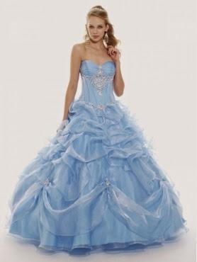Sweet 15 Dresses Aqua hd photo