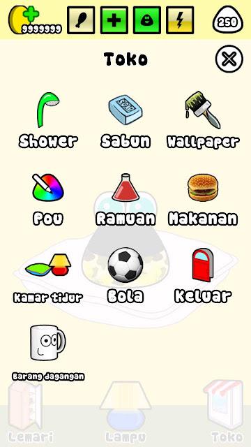 pou bahasa indonesia