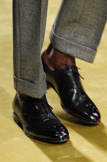 ITALIANÍSSIMO: Os lindos calçados de inverno 2016 da Milano Moda Uomo