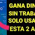 GANA 2 DOLAR POR REFERIDO 2019